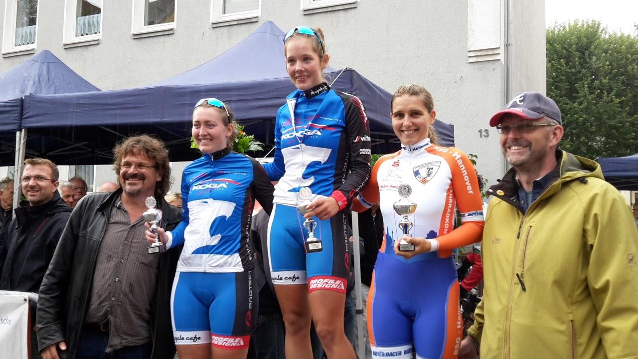 Stefanie Paul- Platz 3 Rund um Döhren 2015